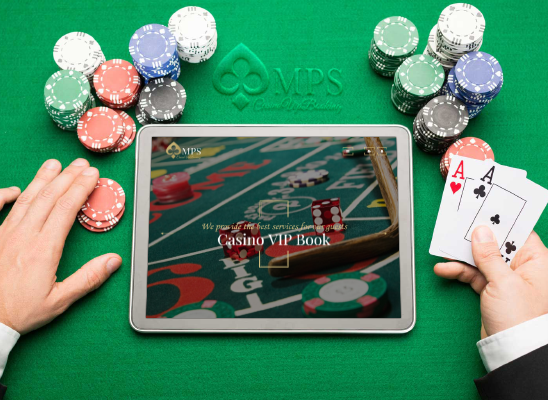 MPS - Online casino booking
